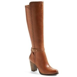 UGG Claudine tall leather boots